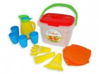 Набор детской посуды алиса для пикника №2