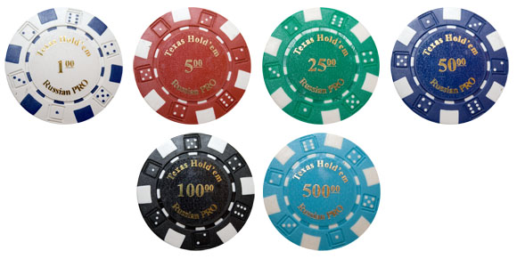 Сделать фишки для покера своими руками из 42