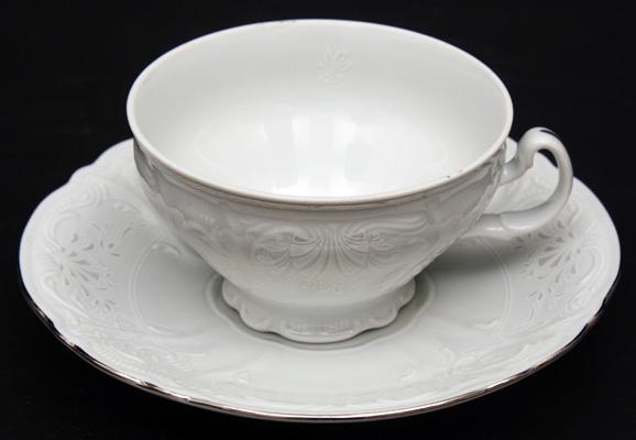 "Набор для чая ""бернадот 2021""(чашка155мл.+блюдце) на 6перс.12пред."