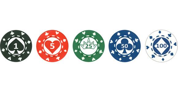 Сделать фишки для покера своими руками из 85