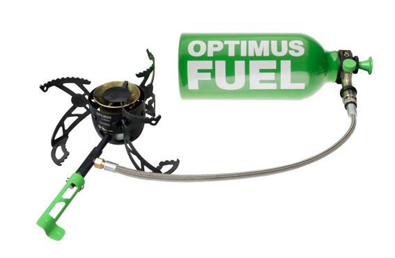 000825 мультитопливная горелка Optimus Nova