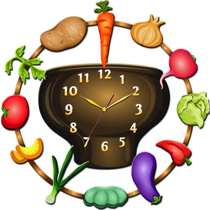 Часы настенные Tiarella quot;Кухня-1 quot;
