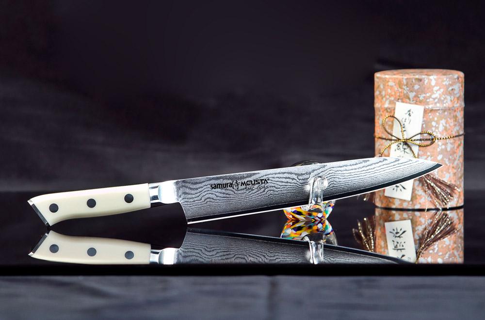 Нож кухонный японский Samura By Mcusta Smc-0045