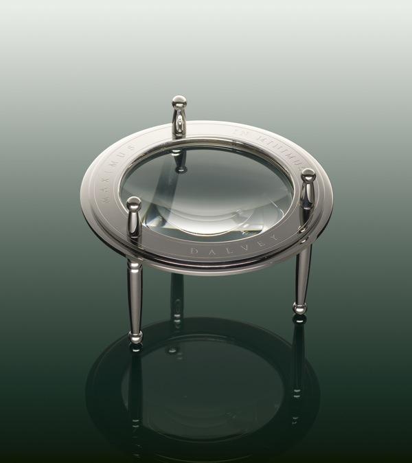 Увеличительное стекло на подставке Maximus In Minimus «великое в малом»