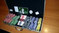 Комплект на 500 шт в кейсе Poker Nuts 12гр.