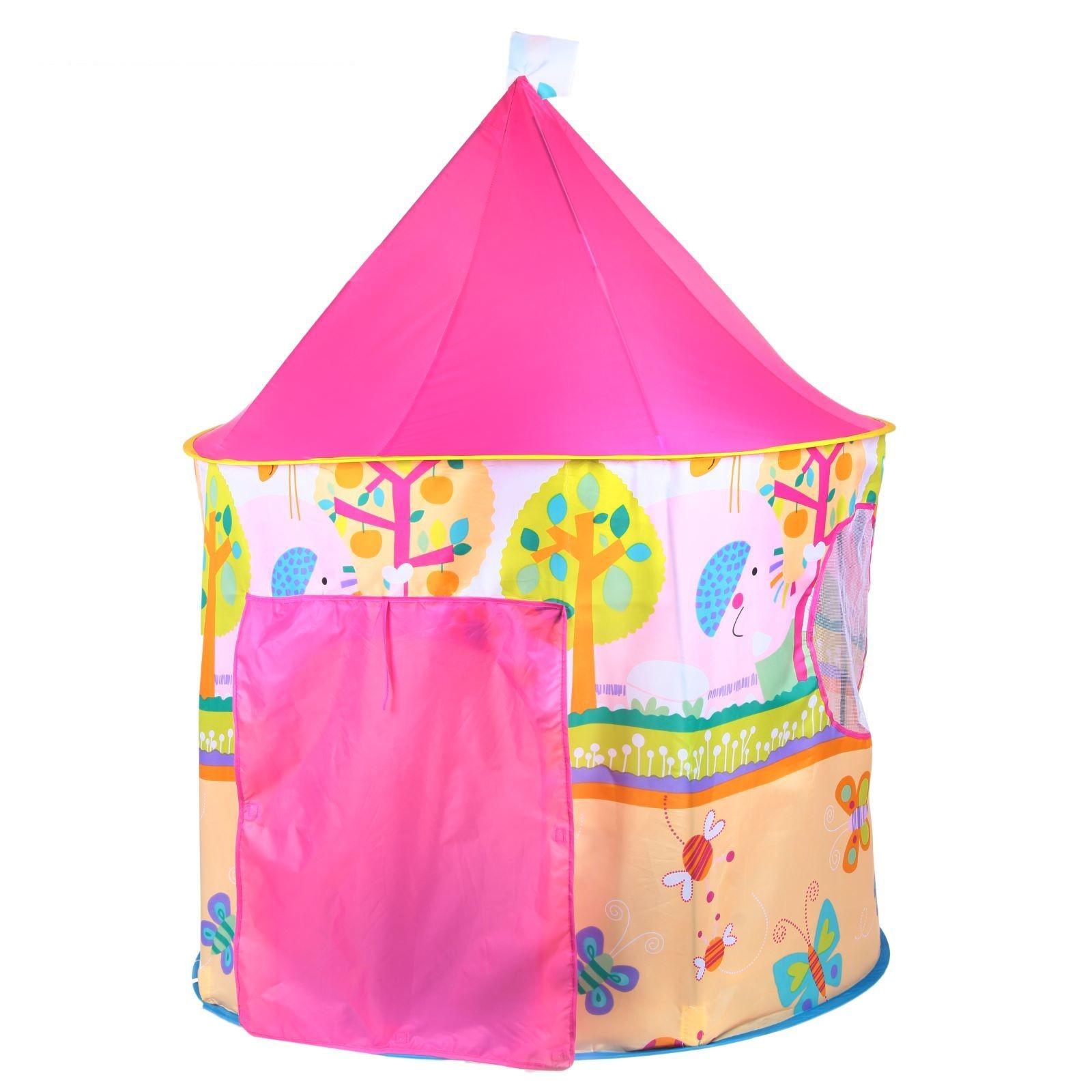 Детские домики и палатки игровые для детей фото