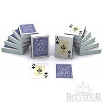 "Карты для покера Fournier Premium 100""пластик (2818)"