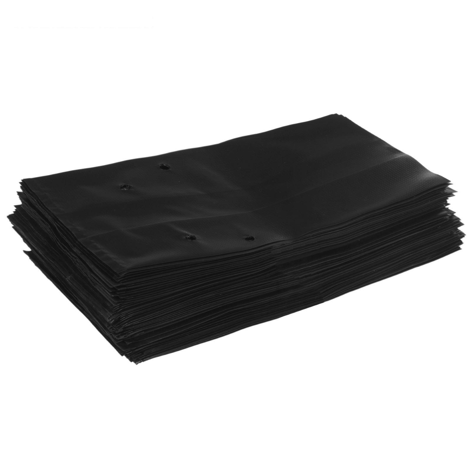 Пакет для рассады и саженцев с отверстиями 45х60 см, 10 л, пачка 50 шт