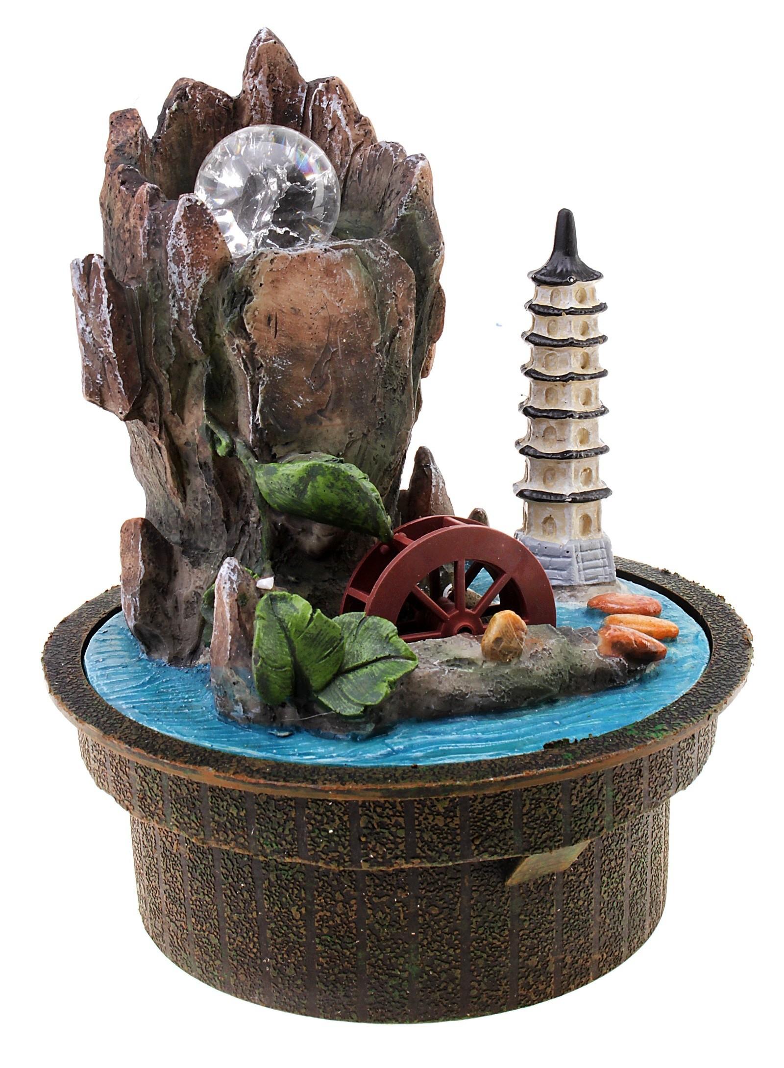 Фонтан мини пагода