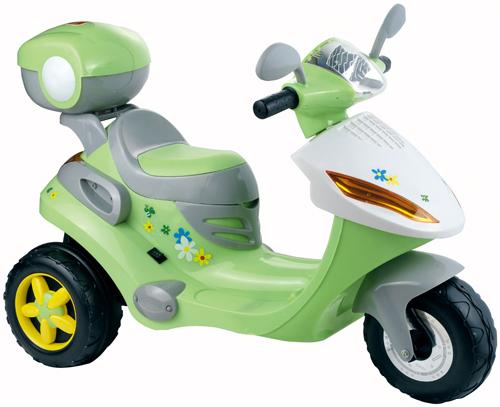 Электрический скутер детский