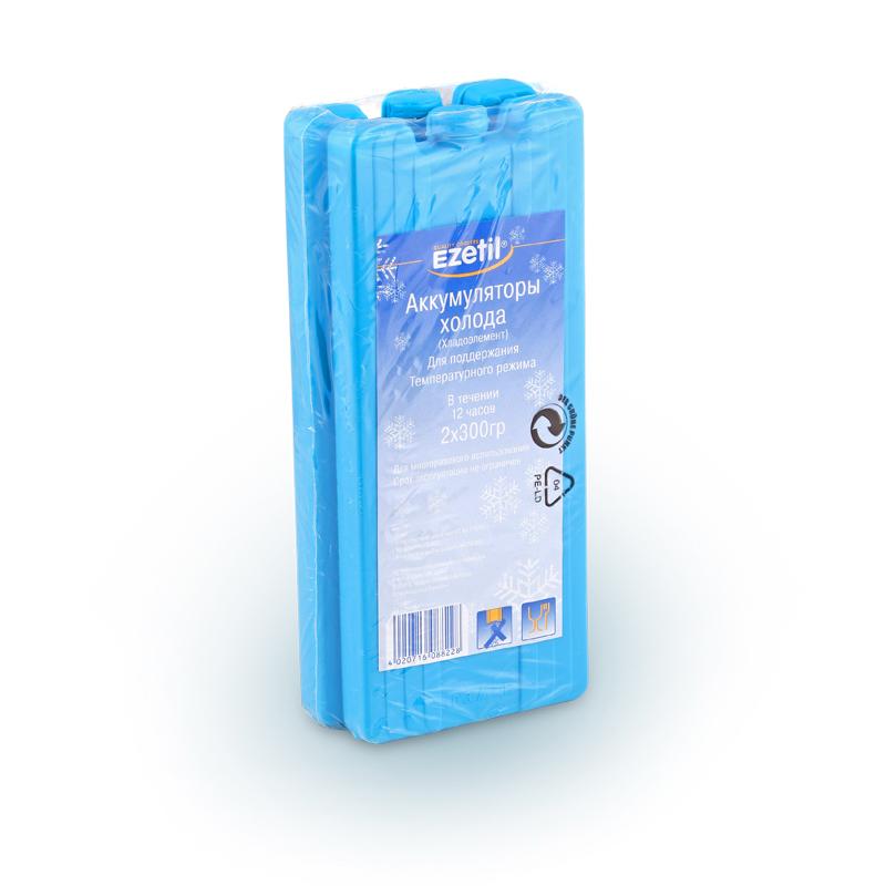 Аккумулятор холода Ezetil Ice Akku 2х300 Gr