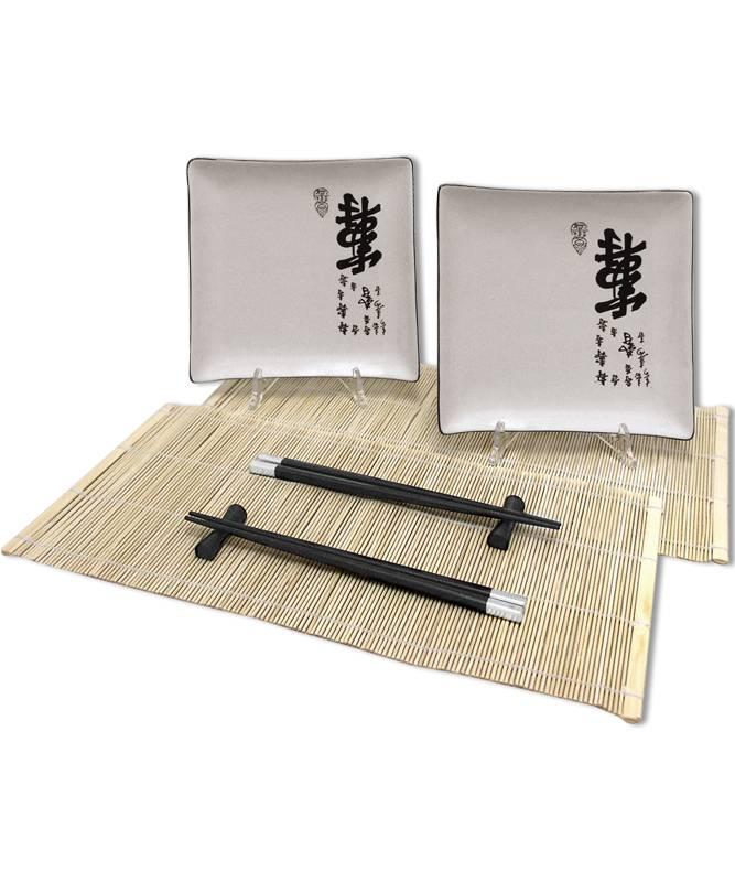 """Ds-210-11 набор для суши """"добрые пожелания"""""""