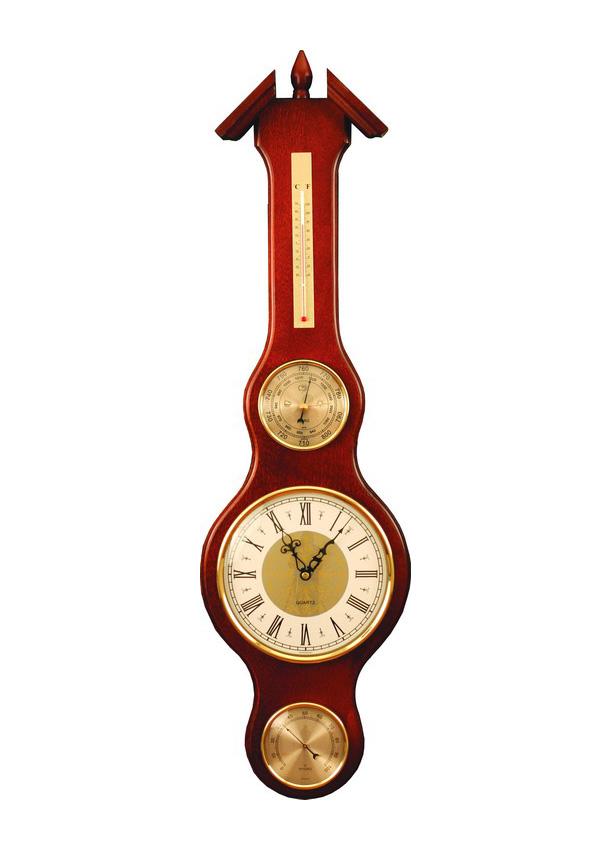 Барометр и часы подарок