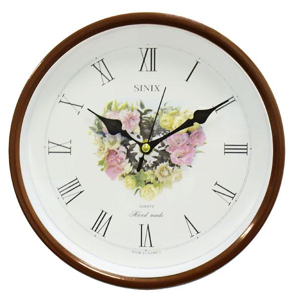 Часы настенные для дома и офиса Sinix 1057A-2