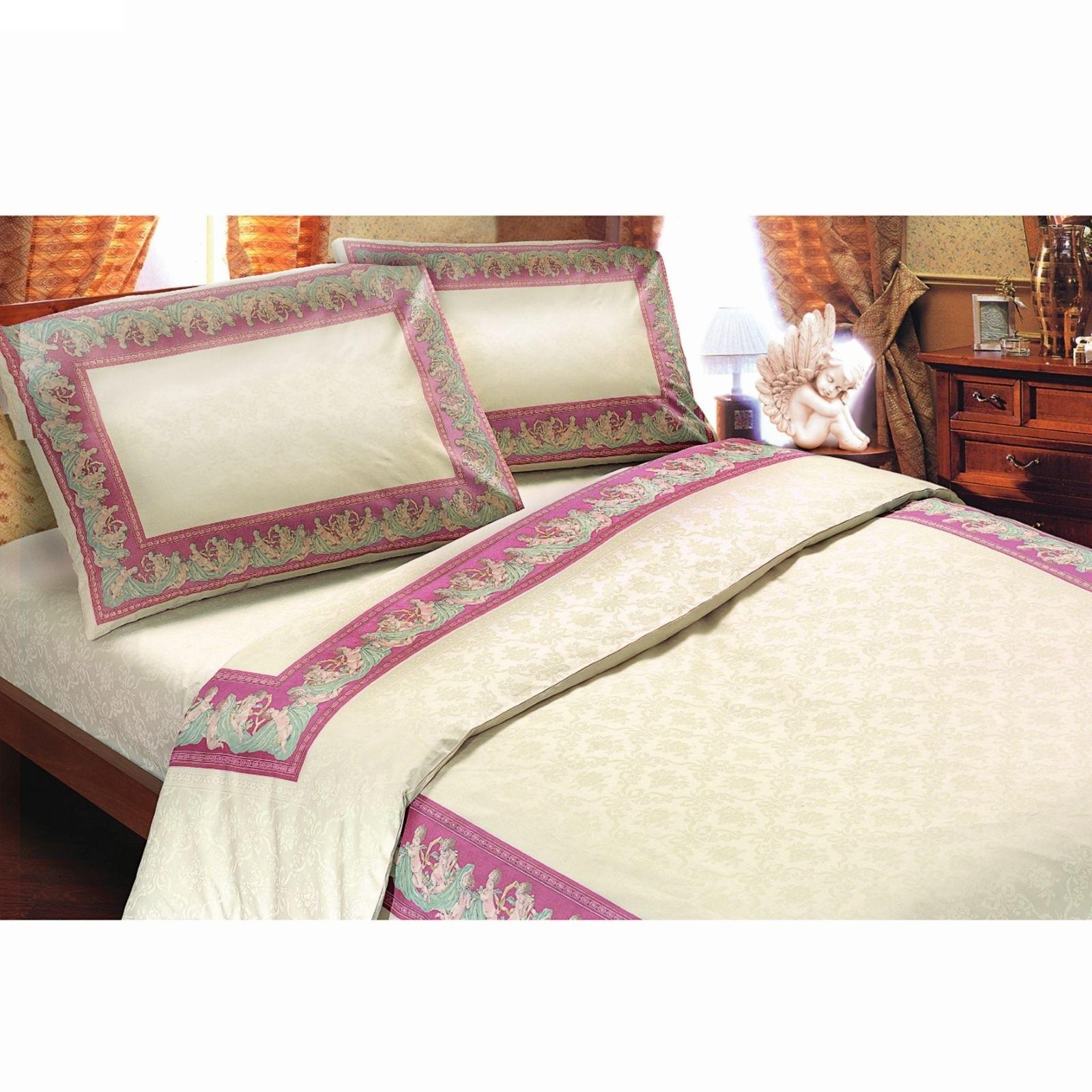 Постельное белье Этель Витраж вид 2 Комплект 1.5 спальный Бязь 1240623