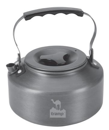 Tramp чайник походный алюминиевый TRC-036 (1,1л)