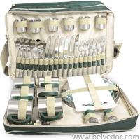 Twpb-3653b1 сумка для пикника на 6 персон