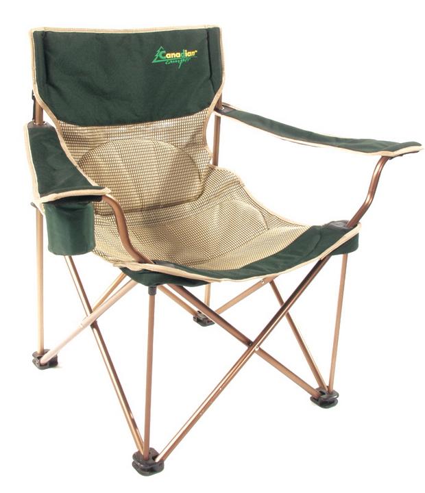 Складное кресло Canadian Camper Cc-6306al