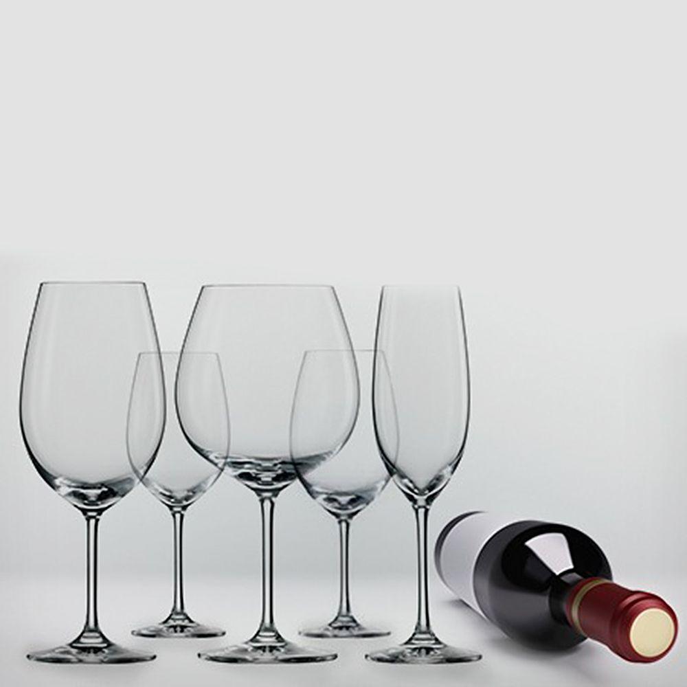 Бокал под красное вино