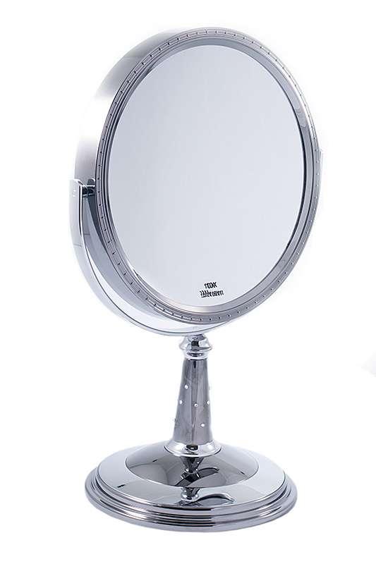 Зеркало B8 809 Bc/c настольное 2-стор. 10-кр.ув. (8 в кор.)