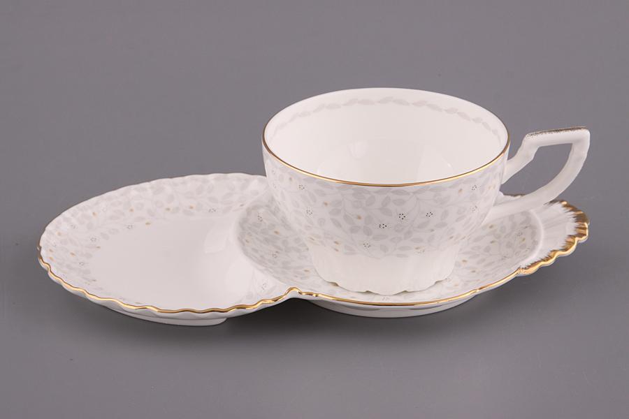 Чайный набор на 1 персону 2 пр.вивьен 400 мл.