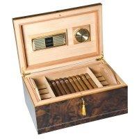 Хьюмидор на 120 сигар Gig Hum/1cg от Giglio, италия