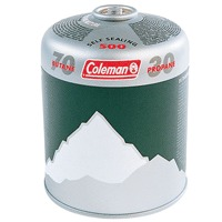 203089 картридж Coleman C 500 (резьбовой, 445г газовой смеси)