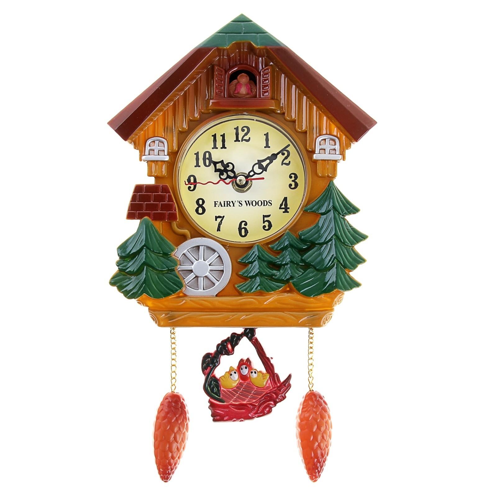 Часы с кукушкой наручные купить