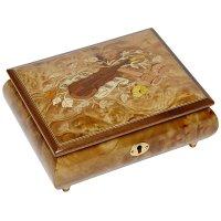 Шкатулка для ювелирных украшений  арт. Aw-01-014 от Artwood,