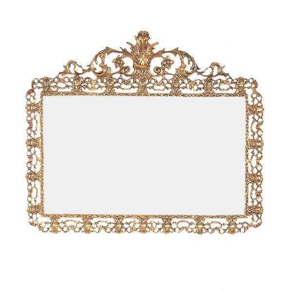 Зеркало в раме дуэ кватро си