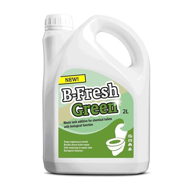 Туалетная жидкость Thetford B-fresh Green 2л