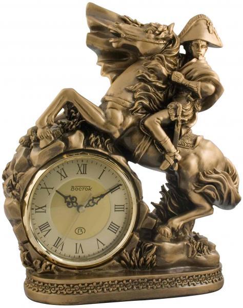Скульптурные часы восток из полимерных смол к4560-1 восток
