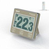 Электронный термометр с радиодатчиком Dot Matrix 783
