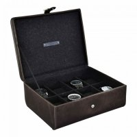 Шкатулка для хранения часов или запонок Lc Designs Co. Ltd. арт.73802