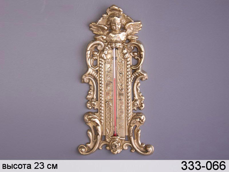 Термометр настенный высота=23 см