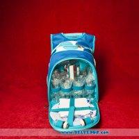 """Рюкзак для пикника на 4 персоны """"черепашка"""" новинка 2015г."""