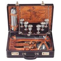 Кейс для пикника подарочный «классик» (6персон)