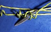 Нож кухонный для стейка Samura Bamboo
