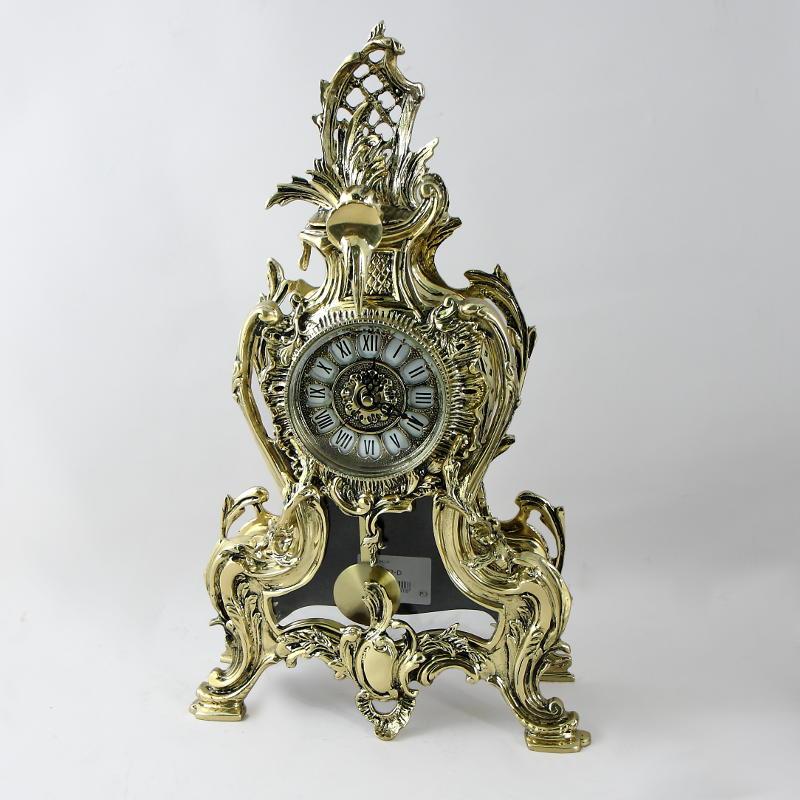 Часы из бронзы конша (bp-27022-d)