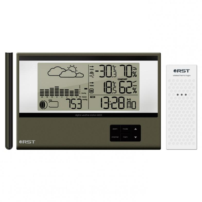 Домашняя цифровая метеостанция Iq523