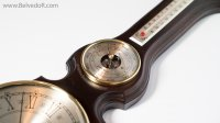 Метеостанция бм-97 массив дуба (смич), барометр герб