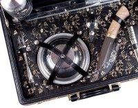 Подарочный набор для пикника на 6 персон «вояжер» в чемодане