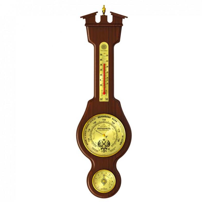 Метеостанция герб 02 (rst05302) купить в интернет магазине Бельведор, Москва