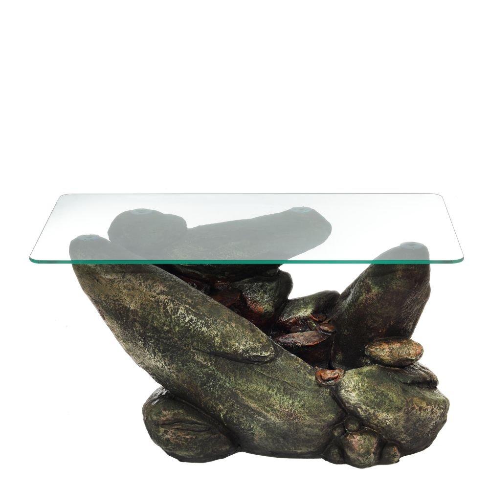 Фонтан-стол водопад, L75 W40 H42 см