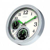 Настенные часы - метеостанция Rst 77733