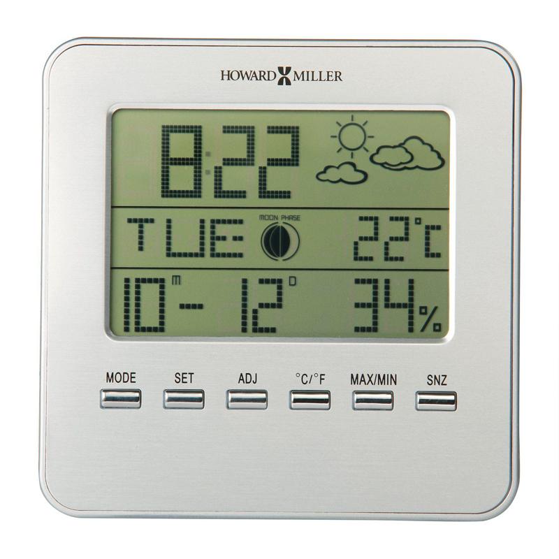 Метеостанция Howard Miller 645-693 Weather View (уэза вью)