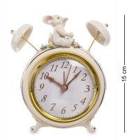 Cms-15/63 фигурка мышонок и будильник (pavone)