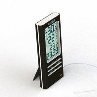 Электронный термометр с выносным сенсором Iq309