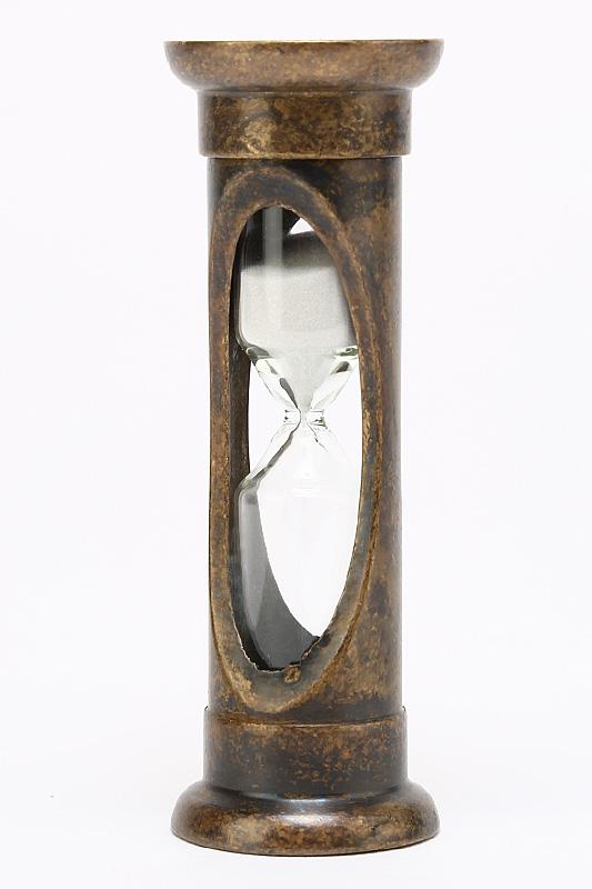 Песочные часы, 3,5х13 см