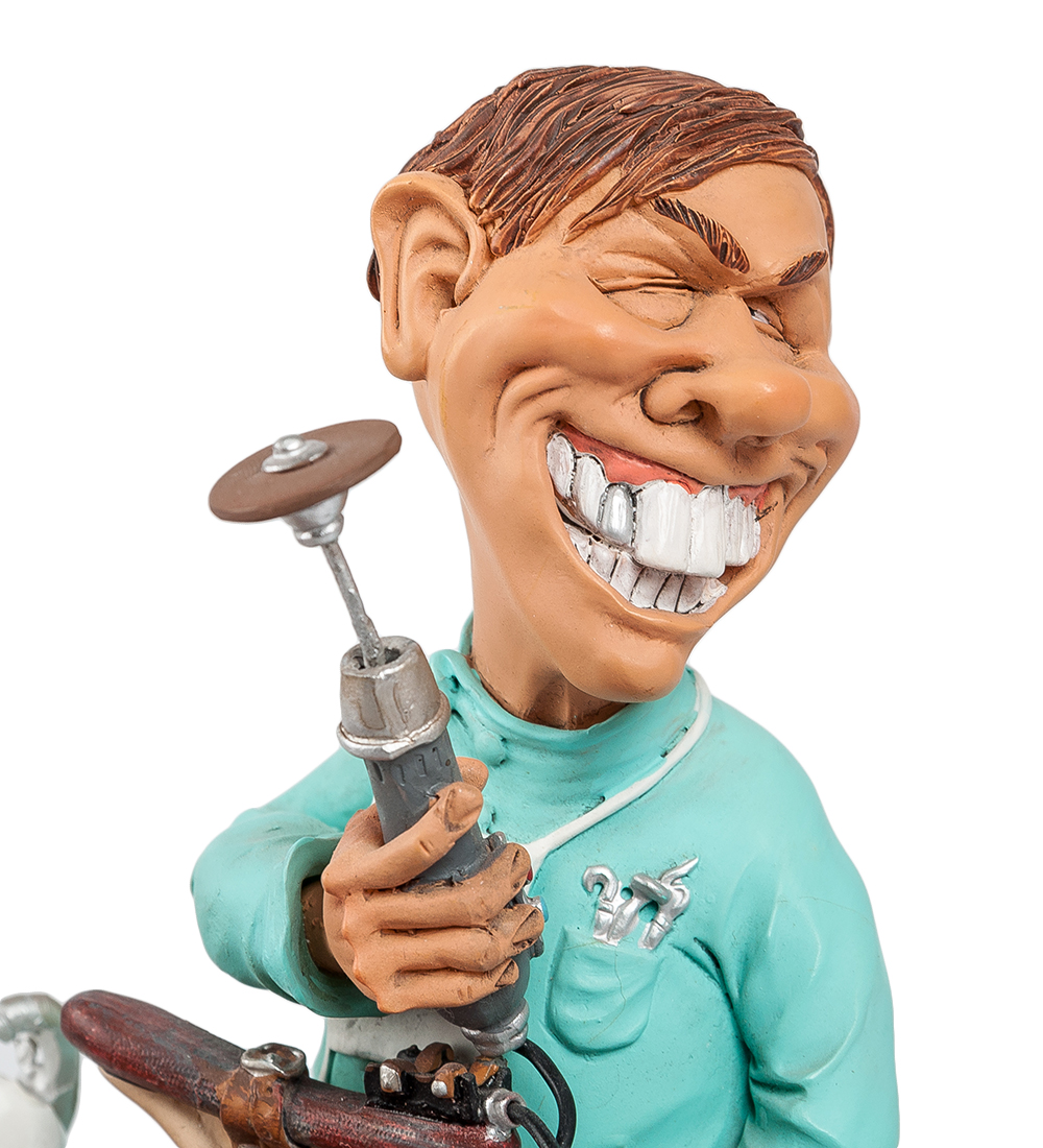 Злые стоматологи в картинках